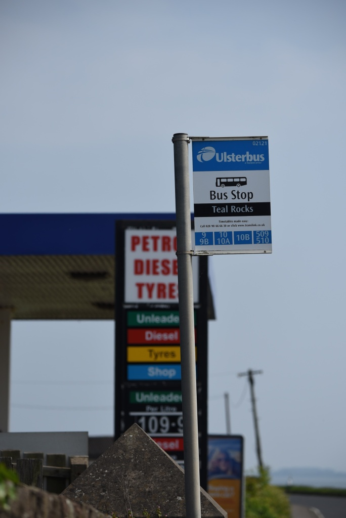 Gregstown petrol and bus