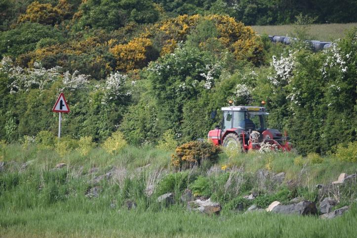 Gregstown tractor