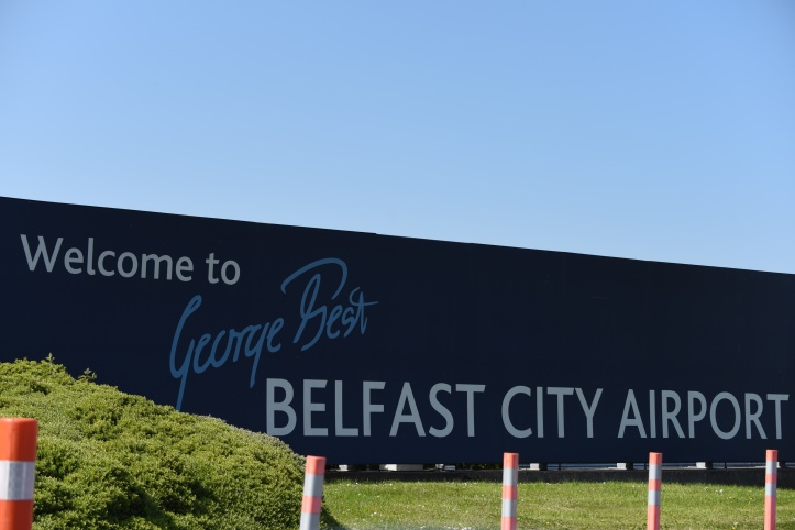 BHD Welcome sign