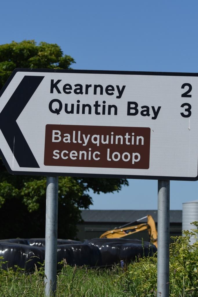 Kearney roadsign