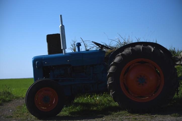 Kearney tractor