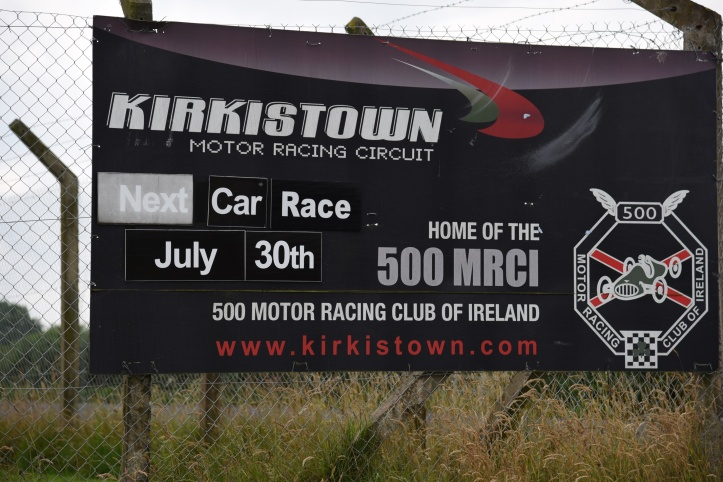 Kirkistown sign