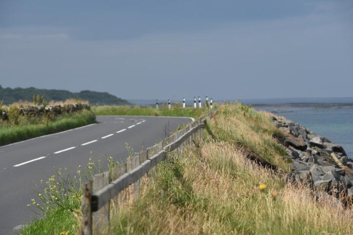 Roddans coast road