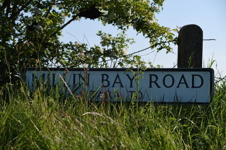 Tara townland sign
