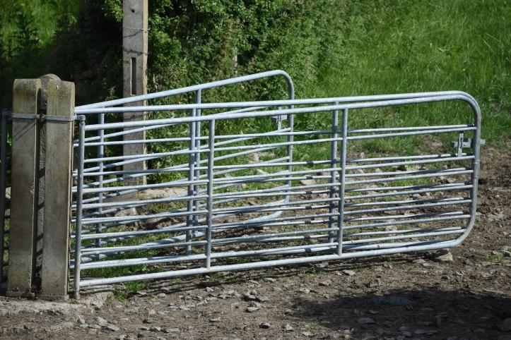 Tullyveery gates