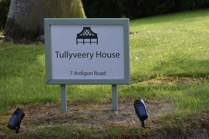 Tullyveery House sign
