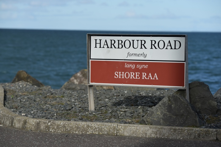ballyhalbert-harbour-road