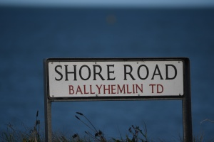 ballyhemlin-shore-road-sign