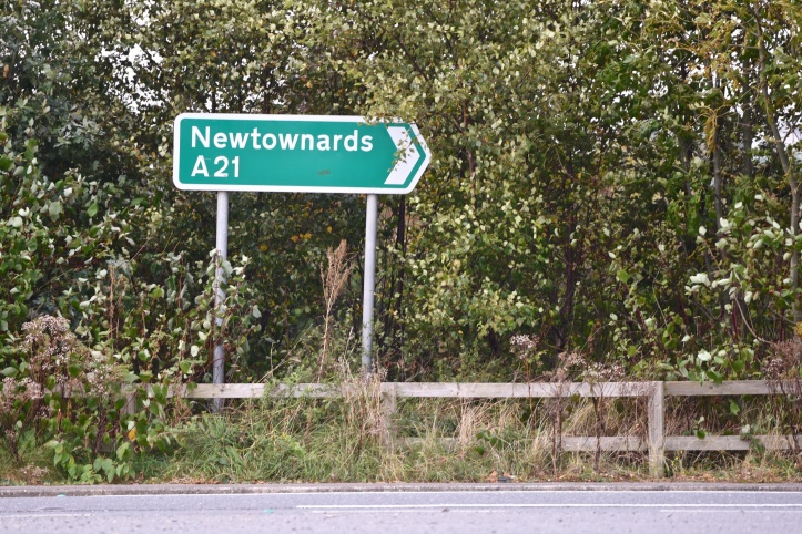 newtownards-sign