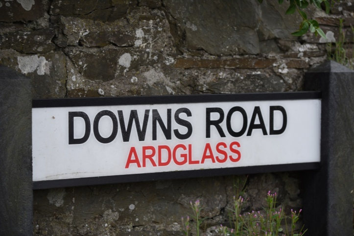 adrenals-townland-sign