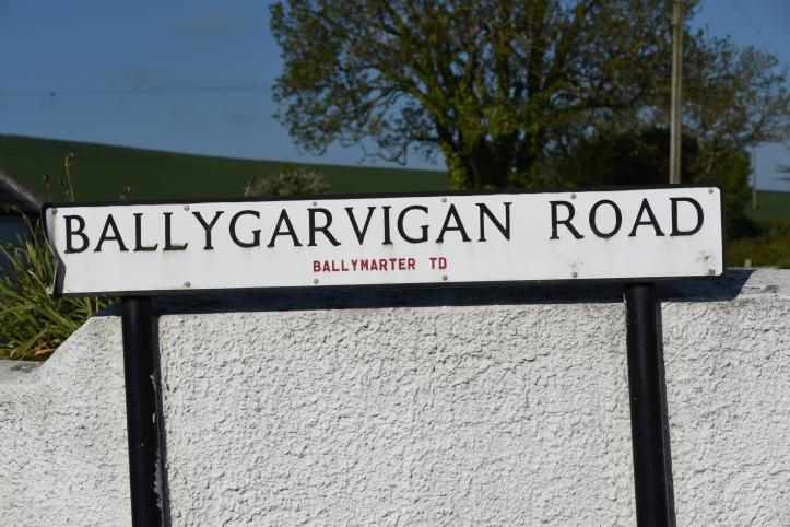 ballymarter-townland-sign