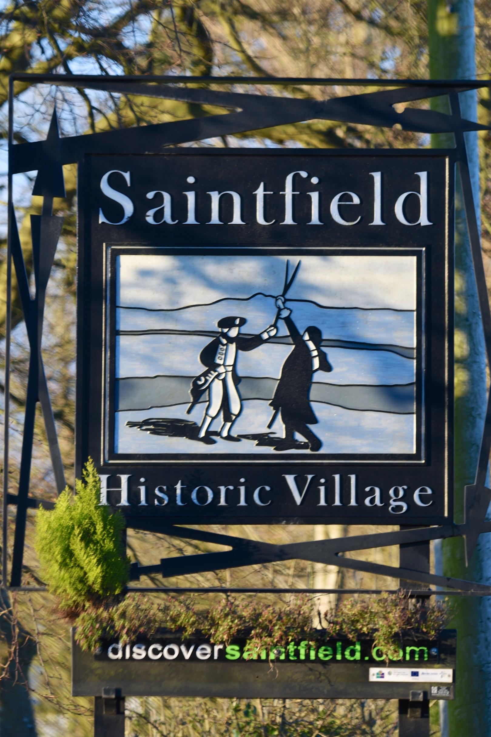 Saintfield Parks